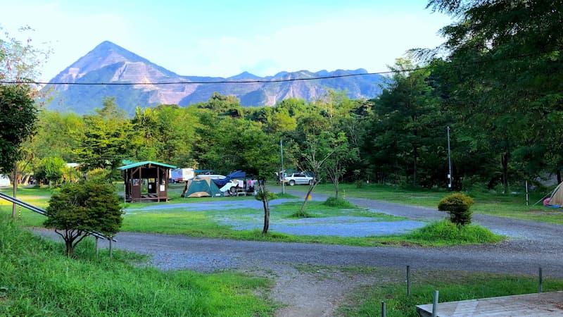 巴川オートキャンプ場