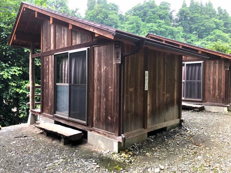 将門の滝オートキャンプバンガロー
