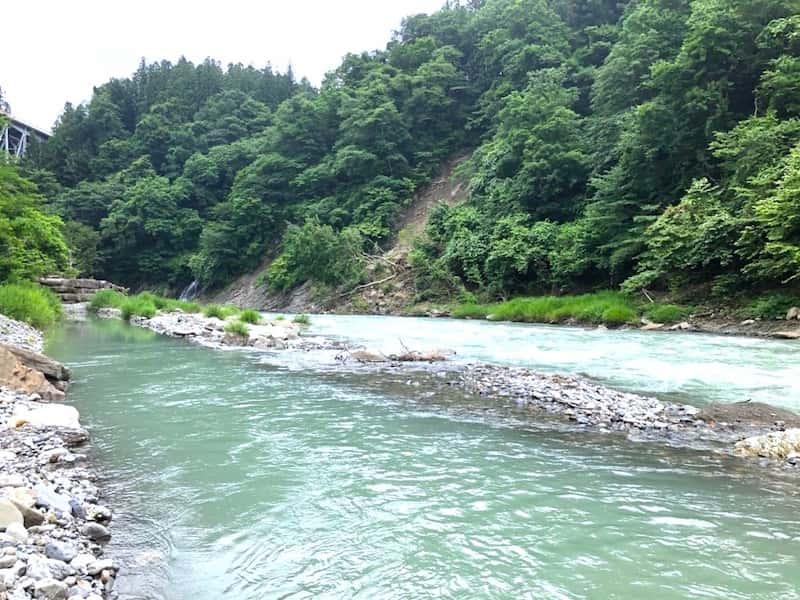 将門の滝川遊び