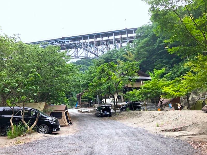 将門の滝オートキャンプサイト