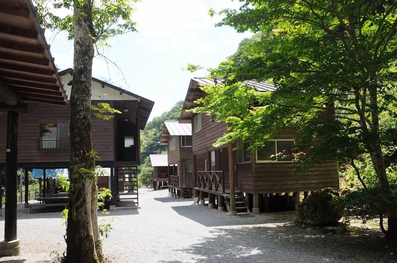 両神山麓キャンプ場