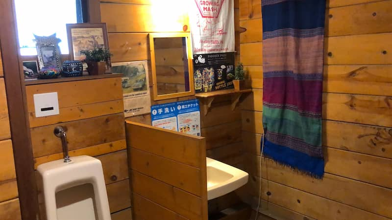 管理棟トイレ