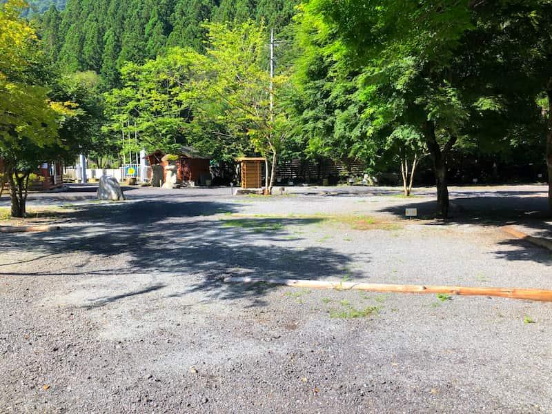 神庭オートキャンプ場オートサイト